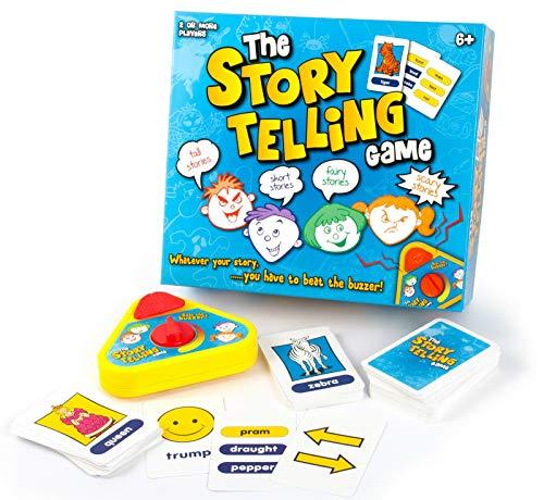Paul Lamond Games, Il Gioco Telling Story (Inviato da UK) [Importato da UK]