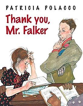 Paperback Thank you, Mr. Falker Book