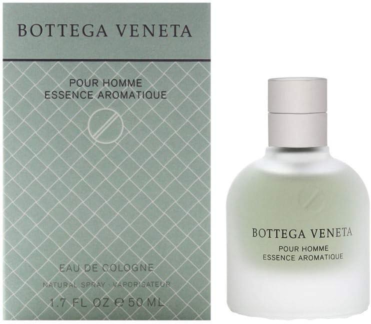 Bottega Veneta Pour Homme Essence Aromatique Eau deCologne Spray for Men-50ml