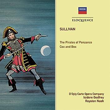 Gilbert & Sullivan: The Pirates Of Penzance; Cox And Box