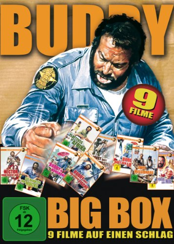 Buddy Big Box (9 DVDs)