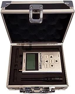 RFandEMF RF Explorer WSUB1G - Analizador de Espectro de Mano con Funda de Transporte de Aluminio