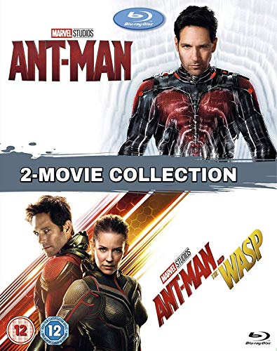 Ant Man double pack [Blu-ray] [UK Import]