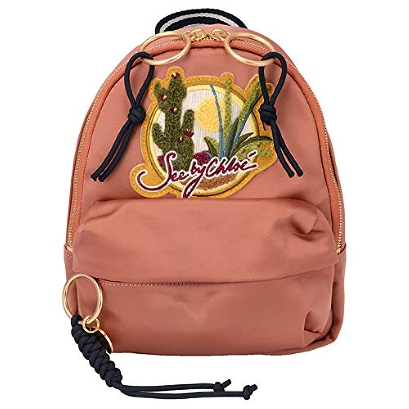 土退屈な人工【シーバイクロエ】 SEE BY CHLOE Back Packs 9S7935-P398 NR26W レディース バックパック 鞄 [並行輸入品]