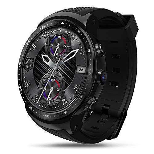 """YHDQ Smart Watch 1.53\"""" 1+16GB Speicher GPS Global Positionierung Sport Tracker, geeignet für Männer und Frauen im täglichen Sportbekleidung, kann verbrannte Kalorien, Schritte und Schlaf überwachen"""
