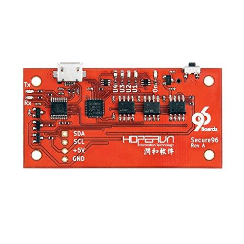 Secure96 Mezzanine Board (96Boards Mezzanine, 40 Pins LS Connector)