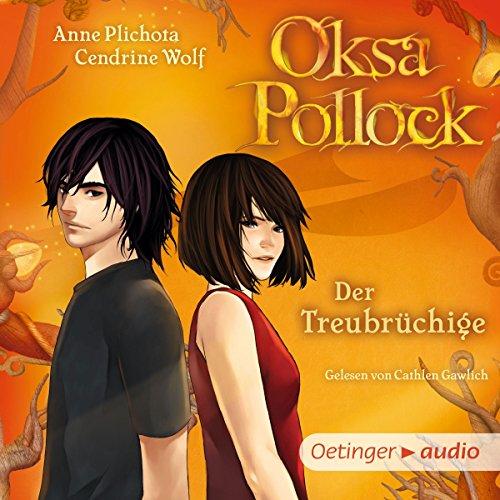 Der Treubrüchige (Oksa Pollock 3) Titelbild