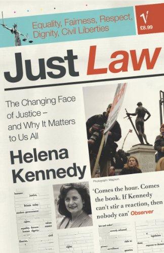 Just Law (English Edition)