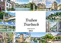 Traben Trarbach Impressionen (Wandkalender 2022 DIN A4 quer): Traumhafte Bilder der romantischen Stadt Traben Trarbach (Monatskalender, 14 Seiten )