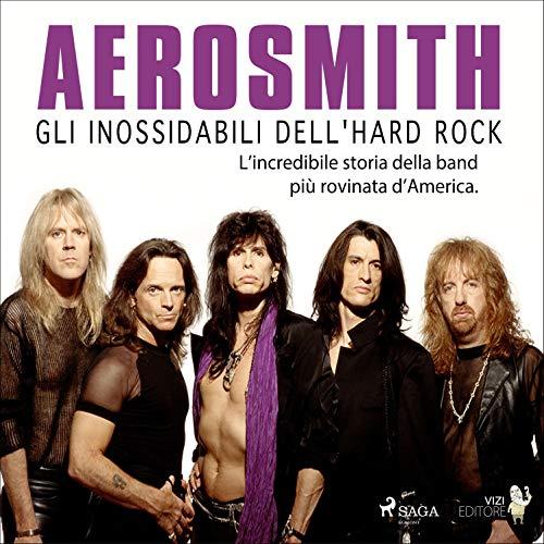 Aerosmith - Gli inossidabili dell'hard rock copertina