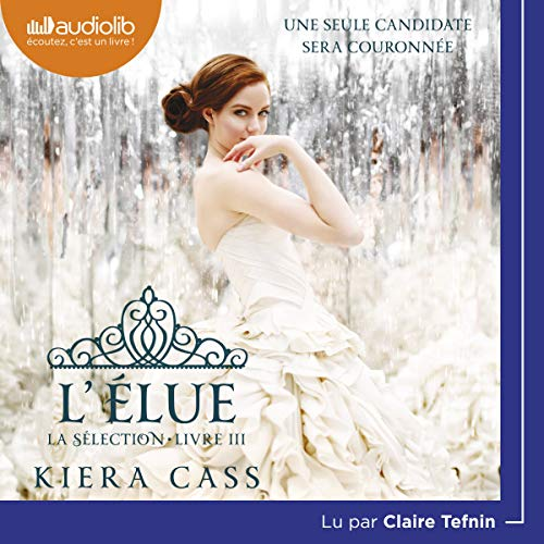 L'Élue audiobook cover art