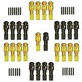 26 Tornado Foosball Men Counter Balanced Roll Pin
