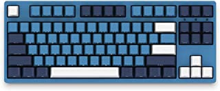 EPOMAKER AKKO 3084 84-Key Cherry MX Switch Mechanical Keyboard with PBT Keycaps, Type C Port for Windows PC Gamers (Cherry red Switch, SP Ocean Star)