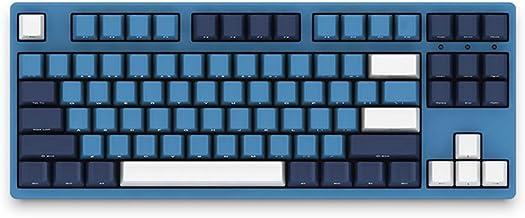 EPOMAKER AKKO 3084 84-Key Cherry MX Switch Mechanical Keyboard with PBT Keycaps, Type C Port for Windows PC Gamers (Cherry Brown Switch, SP Ocean Star)