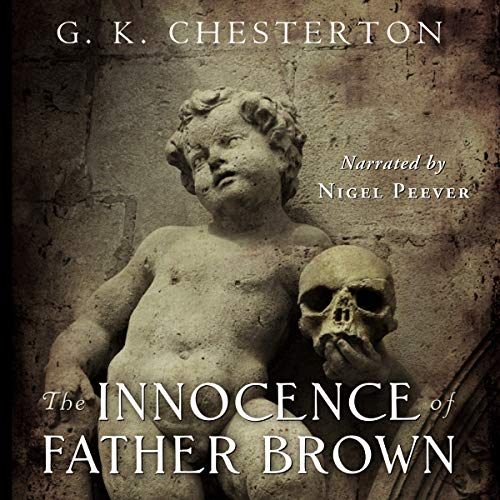 『The Innocence of Father Brown: Centennial Edition』のカバーアート