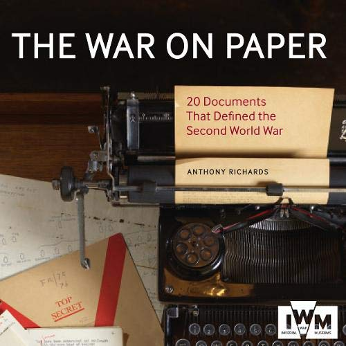The War on Paper cover art