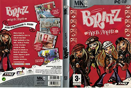 Bratz Rock Angelz [video game]