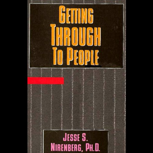 Getting Through to People audiobook cover art