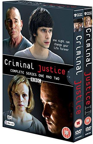 Criminal Justice: Series 1 And 2 (5 Dvd) [Edizione: Regno Unito] [Import anglais]