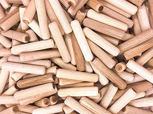 Holzdübel Holzverbindung Möbel Dübel Buche (10 x 60) x100