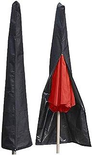 CHUER Housse de Protection Premium pour Parasol 205CM Déporté Housse de Protection en 210D Oxford Imperméable Résistant à ...