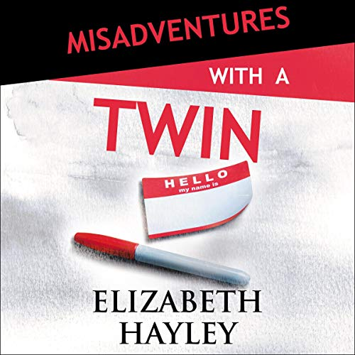 Misadventures with a Twin  By  cover art