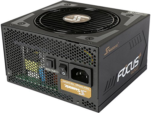 Build My PC, PC Builder, Seasonic SSR-550FX