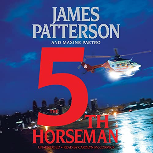 The 5th Horseman Audiobook By James Patterson cover art