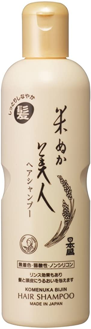 スキップドレスインク米ぬか美人 ヘアシャンプー