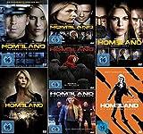Homeland Seasons 1-7