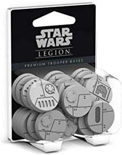 Star Wars Legion Premium Trooper Bases EXPANSION | Two Player Battle Game | Miniatures Game | Strategy Game for Adults and...