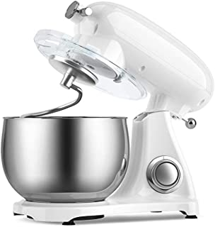 Multi-Function Chef Machine,Large-Capacity Household Small Silent Kneading Machine,Kitchen Countertop Mixer,Dough Making M...