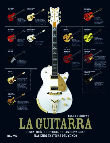 La guitarra: Genealogía e historia de...