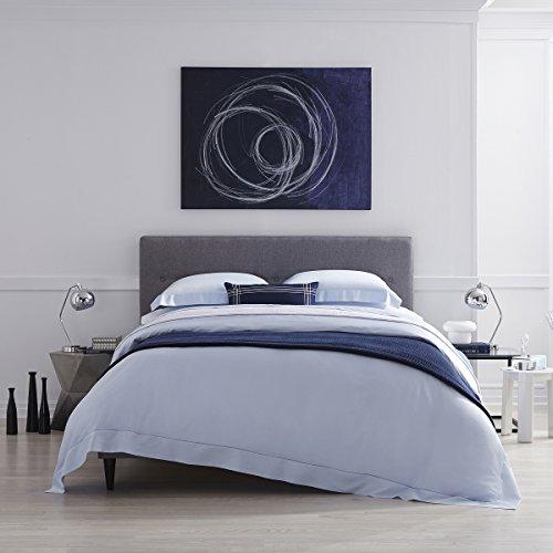 Buy Sferra Fiona Standard Pillow Case 22X33 (White)