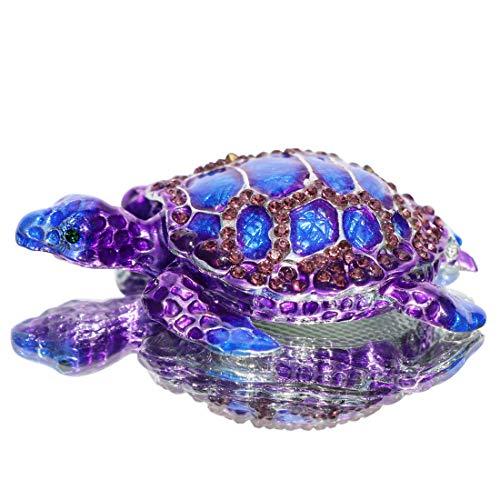 Waltz&F Purple Sea Turtle Figuri...