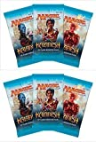 Magic The Gathering 6 (Six) Packs MTG: Kaladesh Booster Packs