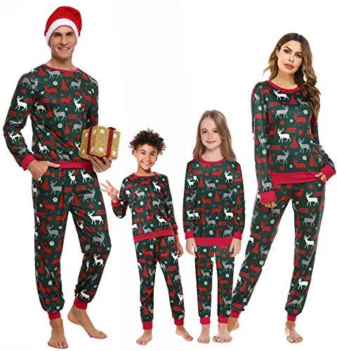 Pijama A Juego Familia  marca Aibrou