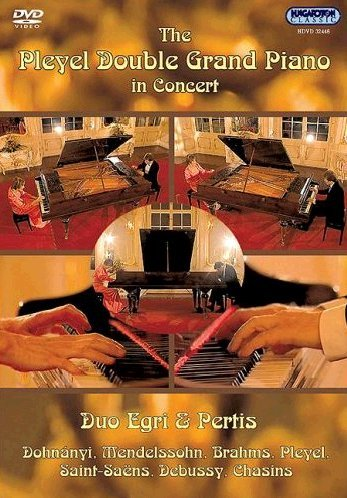 Duo Egri und Pertis - The Pleyel Double Grand Piano