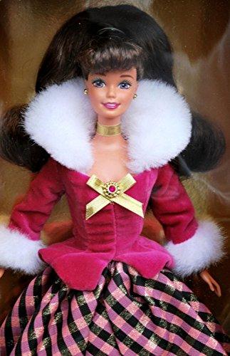 Mattel Winter Rhapsody Barbie #2 Special Edition (Avon)