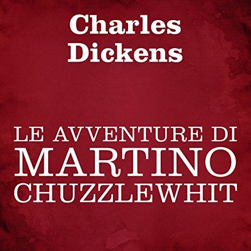 Le avventure di Martino Chuzzlewhit copertina