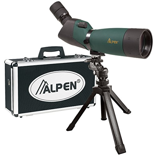 Alpen 20-60x80 w/45 deg Eyepiece Waterproof Fog...