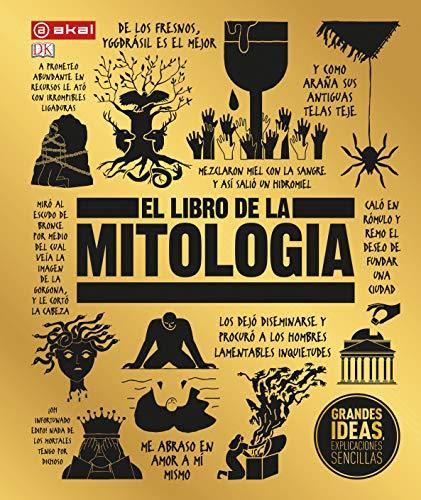 El libro de la mitología: 46 (Grandes temas)