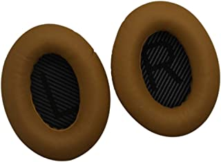 Almencla Replacement Ear Pad/Ear Cushion For Quietcomfort 2/15/25/35,Ae2,Ae2i - bronze, as described