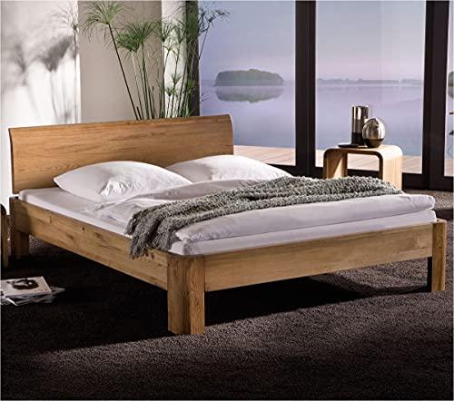 HASENA Oak Line Bett Modul 18 Lisio Füße Ronda 25 Eiche Natur 180x200