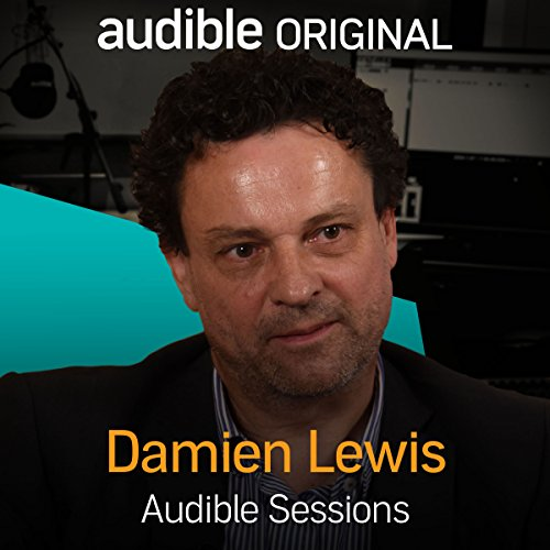 Damien Lewis audiobook cover art