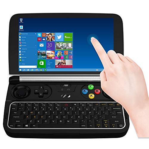 GPD Win 2 [August 256GB SSD Version] Mini Handheld Video Game Console Gameplayer 6' Laptop Notebook Tablet PC CPU M3-8100y lntel HD Graphics 615 Windows 10 Bluetooth 4.2 8GB/256GB