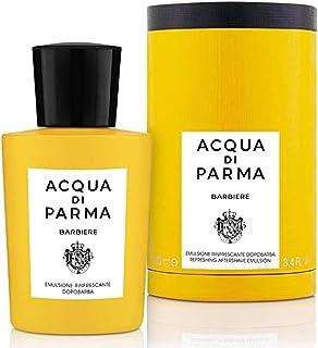 Acqua Di Parma, Collezione Barbiere Refreshing Aftershave Emulsion 100 Ml, Płyn Po Goleniu, Wielobarwny, U, Człowiek