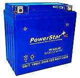 YTX14-BS Battery for Honda TRX FL 350 400 500 650 Rancher Foreman 3YR WARRANTY