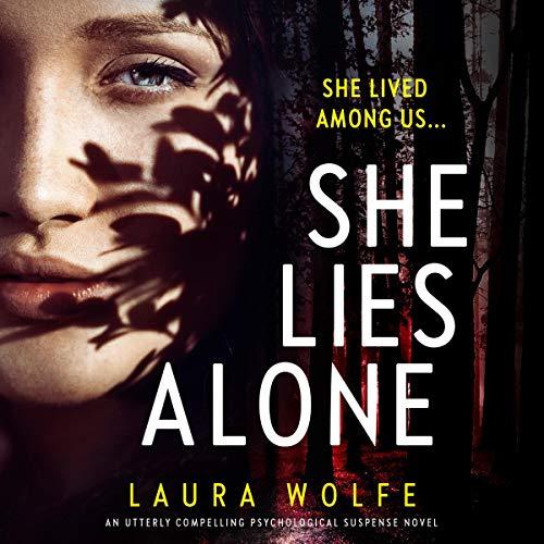 She Lies Alone cover art