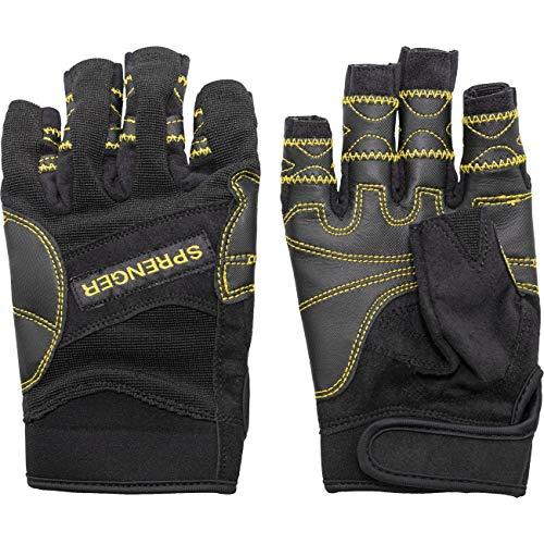 Sprenger Segelhandschuhe Regatta Sporthandschuhe ohne Fingerkuppen, Größe:XXL